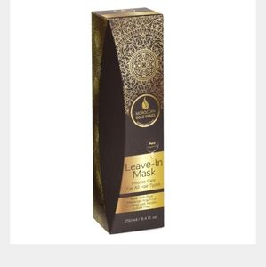 Moroccan Gold Series Leave-In Mask